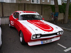 Ford Capri I RS (Zappadong) Tags: auto classic ford car capri automobile voiture coche classics oldtimer dsseldorf rs oldie carshow remise youngtimer automobil 2013 i oldtimertreffen zappadong