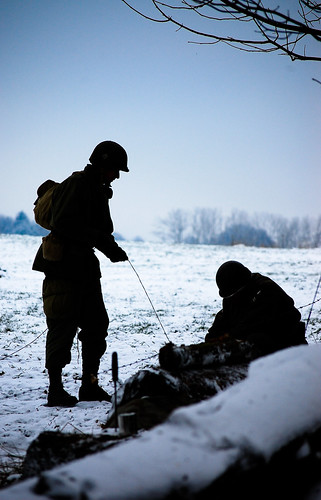 Bastogne Historic Walk recap: 2008