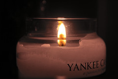 Candlelight… (laufar1) Tags: candle flame filter candlelight yankee yankeecandle apassionforfragrance apassionforsnappin