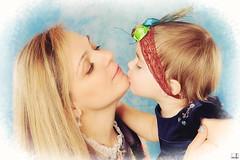 ... (MissSmile) Tags: baby love studio kid kiss child memories mother adorable together tender portrit misssmile