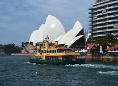 Sydney icon (grannie annie taggs) Tags: building ferry architecture boat harbour sydney australia icon