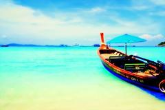 Vacation in Raya Island (tropicalisland045) Tags: sea beach thailand resort raya   racha    rayaisland  rachaisland