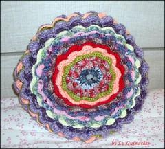 DSC05181 (Artesanato com amor by Lu Guimaraes) Tags: artesanato fuxico trico crochê {vision}:{outdoor}=0955 {vision}:{text}=06 byluguimarães