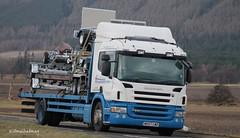 Indespension.Com Burgess Bros Bolton Scania MX57 LWD (Kilmachalmag) Tags: highlands highland trucks a9 lorries haulage hgv rossshire alness