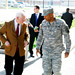 U.S. House Appropriations, Subcommittee on Defense professional staff members visit U.S. Army Africa