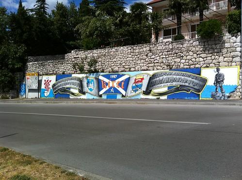 Grafiti: okolica istok