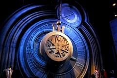 La grande Horloge de Poudlard