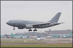 10+24 Airbus A310-304F German Air Force (elevationair ✈) Tags: airbus dub airliners freighter dublinairport gaf 1024 luftwaffe a310 germanairforce eidw