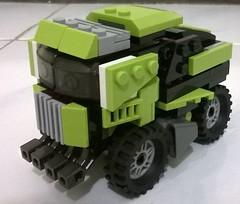 a (ezrawibowo) Tags: robot lego transformer scifi mecha moc alternatebuild legoformer