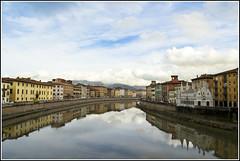 Pisa_2 (Matteo Di Marco) Tags: italy architecture landscape nikon italia maria fiume s pisa cielo arno 1855 toscana della paesaggi architettura spina d3100