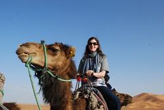 Laura has a camel
