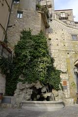 Gangi: la Fontana del Leone (costagar51) Tags: italy italia arte sicily sculture palermo gangi sicilia storia architectureandcities