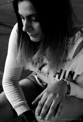 Giusy5 (ValeG.87) Tags: girl photography photo donna milano persone shooting duomo fotografia ritratti biancoenero serviziofotografico milanocity