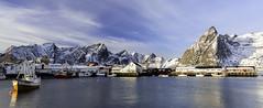 Hamny, Lofoten Islands (RichJPowell) Tags: norway canon arctic lofoten hamnoy