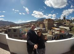 Photo de 14h - Huaraz (Pérou) - 18.06.2014