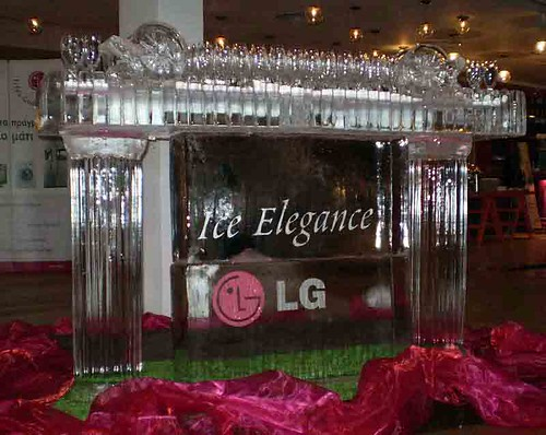 LG Electronics Ice Bar