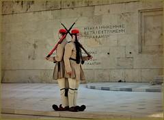 El cambio de guardia  (jose luis naussa ( + 2 millones . )) Tags: atenas     saariysqualitypicturesgallery guardiarepublicana greciahellas