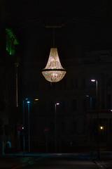 Kronleuchter in der Sophienstrae, Hannover (k.kdima) Tags: night germany deutschland nikon nacht outdoor hannover nightshoot hanover norddeutschland sophienstrasse kronleuchte