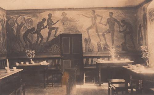 Alfred Hanf Room, Friedrich Ebert Home, Tännich (1924-1933)