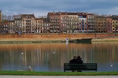Toulouse (31) (FloLfp) Tags: berge de garonne prairie des filtres toulouse tolosa 31 france amour amoureux