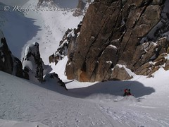 Off piste and slackcountry guiding in Patagonia