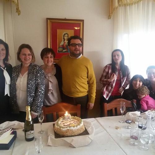 Festa a sorpresa con amiche