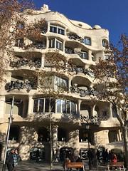Casa Mila 5 (Ozymandiasism) Tags: barcelona casa mila