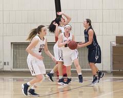 DAVE7022 (David J. Thomas) Tags: sports athletics basketball women naia americanmidwestconference semifinals lyoncollege scots columbiacollege cougars batesville arkansas