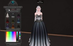 Lakrya-Elvira-HUD-Example (Klayra_Ahren) Tags: lakrya elvira mesh dress fitted hud