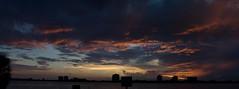 beautiful clouds - landscape 45-01 (Vince Dixon / InvinceableImages / DH) Tags: lake mangonia westpalmbeach sunset cityscape landscape florida usa