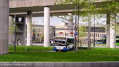 GVB 1416 (VDL Citea) ([Publicer Transport] Ricardo Diepgrond) Tags: 11bdr6 gvb 1416 vdl citea bus lijn 22 indische buurt gelede gemeentelijk vervoers bedrijf amsterdam