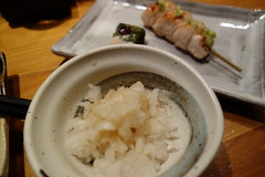 Chef's Omakase | Tori Shin | 1st Ave | Upper East Side (536) Tags: nyc newyorkcity newyork chicken japanese restaurant manhattan japaneserestaurant yakitori firstave uppereastside 1stave 63rdst 10065 e63rdst torishin e63rd