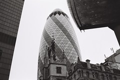 Lloyd's Building and Willis Building geometries #3 (fabiolug) Tags: leica city blackandwhite bw abstract building london film lines architecture 35mm buildings blackwhite geometry voigtlander curves perspective shapes rangefinder line fujifilm gherkin m6 30stmaryaxe cityoflondon acros lloydsbuilding leicam6 willisbuilding londonist acros100 filmphotography contemporaryarchitecture geometries leicam6ttl fujifilmneopanacros100 fujifilmacros100 voigtlandernokton35mmf14 voigtlandernoktonclassic35mmf14 voigtlander35mmf14 leicam6ttl072 believeinfilm