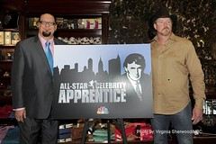 A Little Bit Nasty! ALL-STAR CELEBRITY APPRENTICE Season 13 Finale! (HOLLYWOOD JUNKET) Tags: season nbc reality shows donaldtrump finale 13 exclusive joanrivers realitytelevision omarosa pennjillette traceadkins piersmorgan celebrityapprentice celebrityapprentice2013