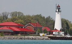 The Last of: Sunday Drive - Point Edward (Daryll90ca) Tags: usa lighthouse border sarnia huron lakehuron pointedward michigam poimtedward