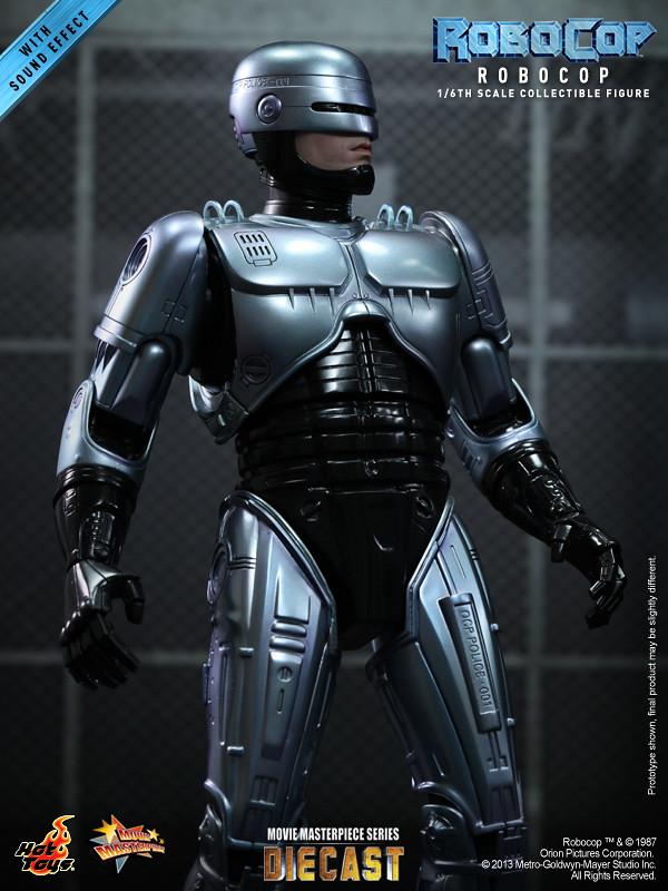 Hot Toys - MMS202D04 - 1/6比例 機器戰警