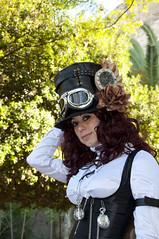 La Grande Jatte (Fuz's Camera Eye) Tags: cagliari steampunk grandejatte