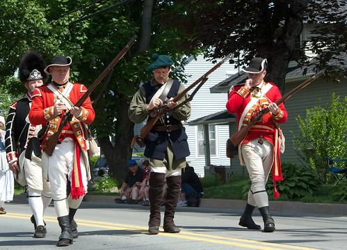 Privateer Days parade