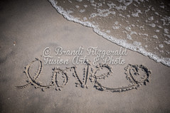BrandiFitzgerald.LidoBeach021 (brandifitzarts) Tags: newyork beach waves scene longbeach shore eastcoast beachscene sandwriting lidobeach newyorkbeach brandifitzgerald sayingsinsand