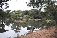 DSC_0076 (yolantasiu) Tags: nature japan architecture garden landscape temple kyoto buddhist zen 金閣寺 kinkakuji muromachi templeofthegoldenpavilion
