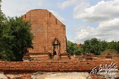 Wat Maheyong - Temple Asia Ancient Church