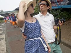 Jeju (Devin M Jones) Tags: kiss couple korea tourists jeju jejuisland
