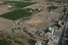 Tell Rama/ Livias (APAAME) Tags: jadis2113004 livias megaj10270 tell tellrama tellerrama digitalcamera pleiades:depicts=697697 aerialarchaeology aerialphotography middleeast airphoto archaeology ancienthistory