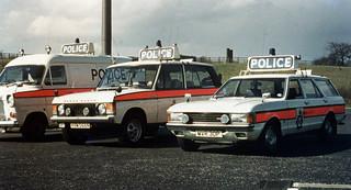 1970s Motorway Fleet