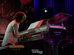 Yoshiki 8/26/2013 #15 (jus10h) Tags: california summer music japan museum la losangeles concert live x classical grammy yoshiki xjapan 2013 thedrop grammymuseum yoshikiofficial