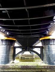 Dublin - Butt Bridge  (14) (Ellenore56) Tags: bridge ireland dublin irish explorer irland eire explore brücke customhousequay explored buttbridge liffery george´squay ellenore56 panasonicdmcfz38 22082013