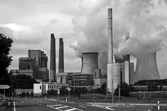 Kraftwerk Neurath (shefu_sidexului) Tags: brown plant industry station germany deutschland fossil energy power energie towers steam smokestack electricity kraftwerk coal industrie strom boiler fuel cooling fired generating rwe lignite neurath