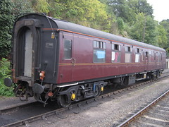 IMG_1037 - BR Mk 1 Brake Corridor Second Carriage 99041 (SVREnthusiast) Tags: railway severn valley severnvalley svr severnvalleyrailway autumngala2013
