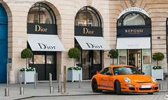 Porsche GT3 RS (Romain Lapeyre Photography) Tags: orange germany 911 porsche supercar gt3rs
