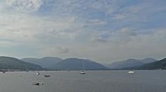 All Quiet On The Western Front (Bricheno) Tags: mountains boats scotland escocia loch peninsula szkocja schottland holyloch scozia cosse cowal  esccia   bricheno scoia